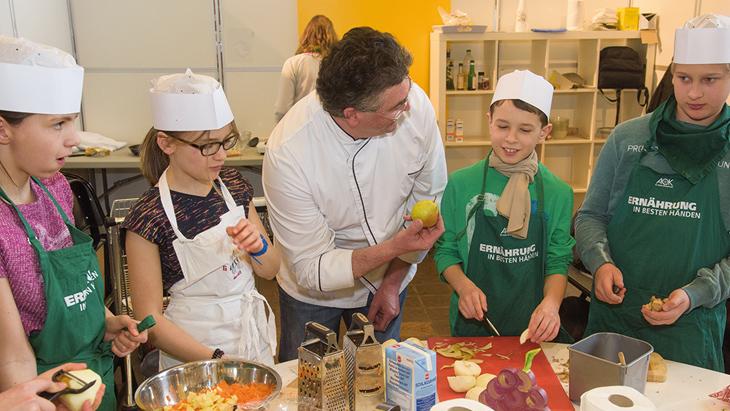Kinder-Kochschule 2017: FEZ Berlin | {Kochschule für kinder 46}
